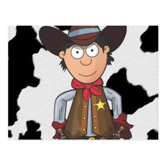 Cowboy Post Cards