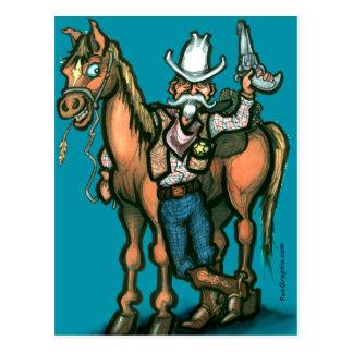 Cowboy Postcards