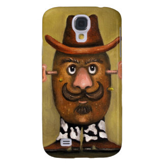 Cowboy Potato Galaxy S4 Cover
