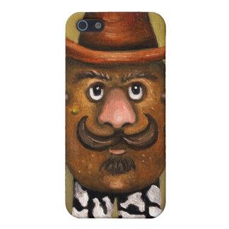 Cowboy Potato iPhone 5 Cases