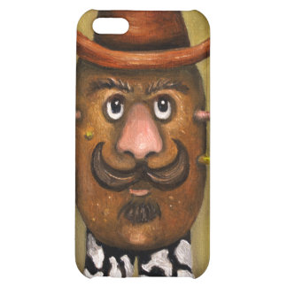 Cowboy Potato iPhone 5C Cover