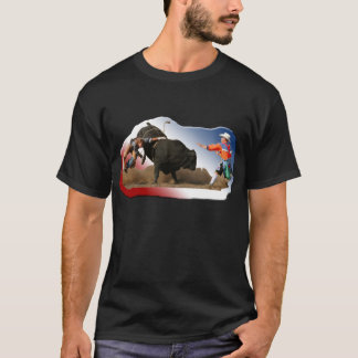 Cowboy Protection T-Shirt