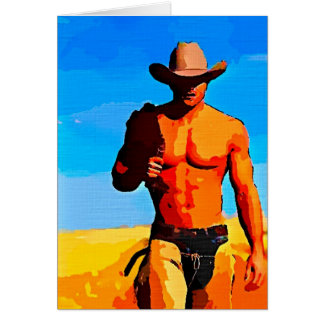 Cowboy Range Card