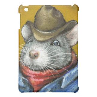 cowboy rat iPad mini cover