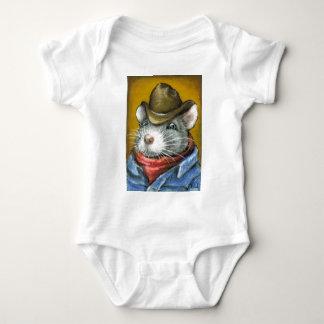 Cowboy rat tee shirt