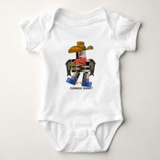 Cowboy Robot T Shirts
