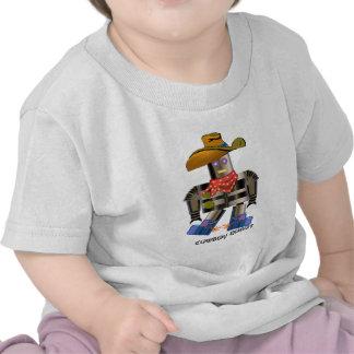 Cowboy Robot T Shirt