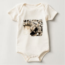 Cowboy Rodeo Baby Bodysuit