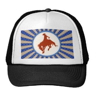 Cowboy Rodeo Trucker Hat