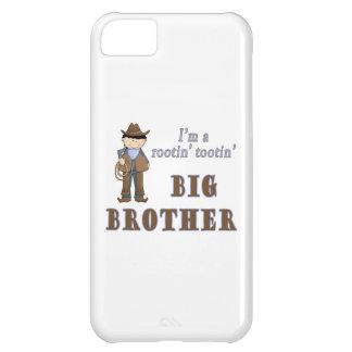 cowboy rootin tootin big brother iPhone 5C cases