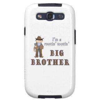 cowboy rootin tootin big brother samsung galaxy s3 covers