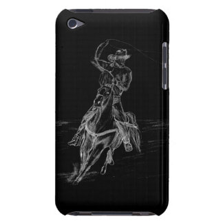 Cowboy Roping Barely There iPod Case