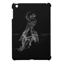 Cowboy Roping Cover For The iPad Mini