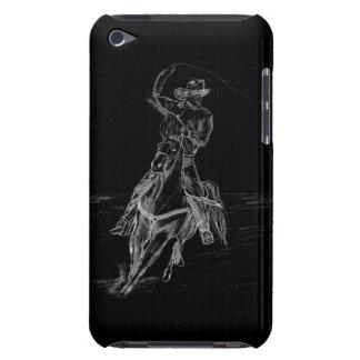 Cowboy Roping iPod Case-Mate Case
