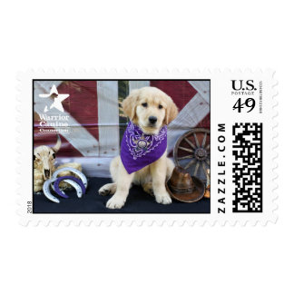 Cowboy Ruby stamp