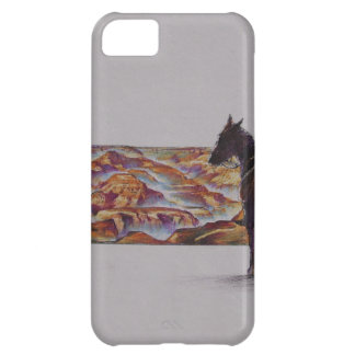 Cowboy Scenic,,, Home On The Range iPhone 5C Cover