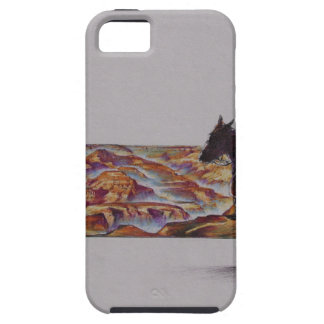 Cowboy Scenic,,, Home On The Range iPhone 5 Cover