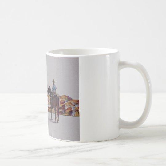 Cowboy Scenic,,, Home On The Range Coffee Mug