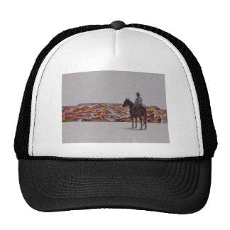 Cowboy Scenic,,, Home On The Range Mesh Hats