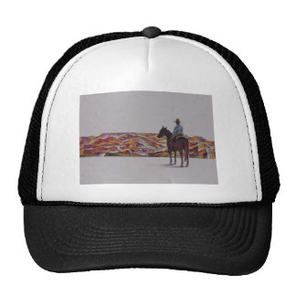 Cowboy Scenic,,, Home On The Range Hat