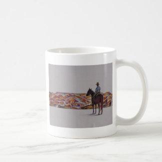 Cowboy Scenic,,, Home On The Range Mugs