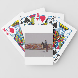 Cowboy Scenic,,, Home On The Range Card Deck
