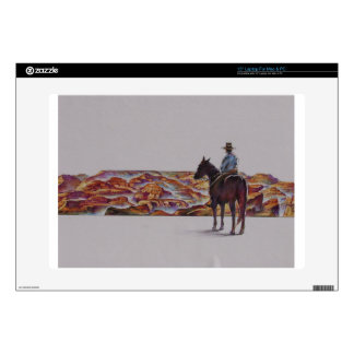 Cowboy Scenic,,, Home On The Range Skin For Laptop