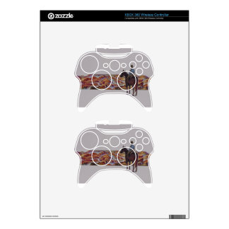 Cowboy Scenic,,, Home On The Range Xbox 360 Controller Skins
