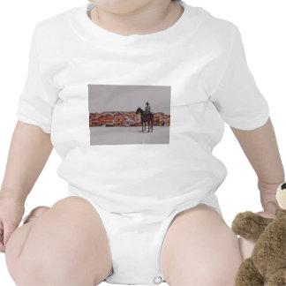 Cowboy Scenic,,, Home On The Range Tshirts