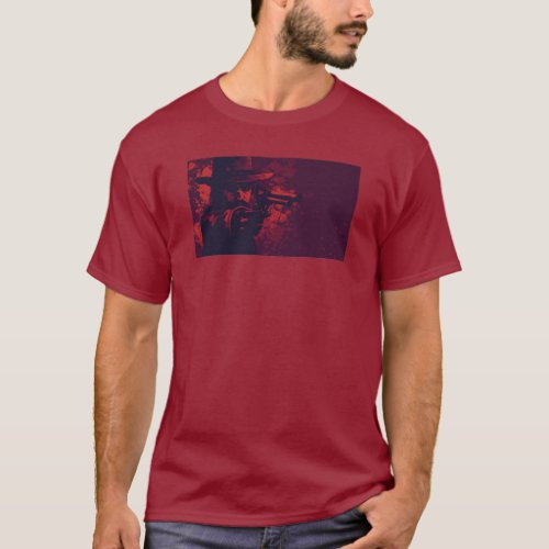 Cowboy Shooting T_Shirt