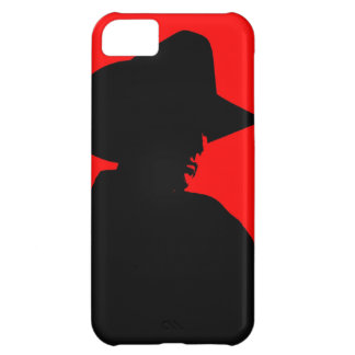 Cowboy Silhouette Case For iPhone 5C