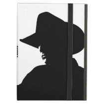 Cowboy Silhouette iPad Air Case