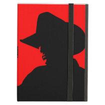Cowboy Silhouette iPad Air Cover
