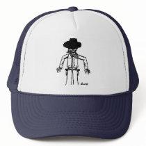 Cowboy Sketch Hat