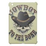 Cowboy Skull iPad Mini Covers