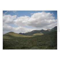 Cowboy Skyline Desert Greeting Cards or Note Cards