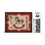 Cowboy Stamp