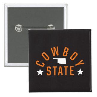 Cowboy State Button