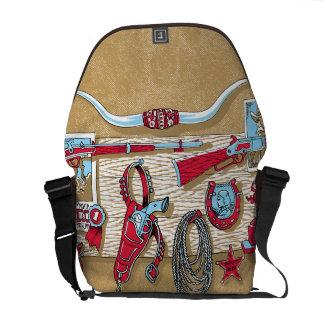 Cowboy Stuff Courier Bag