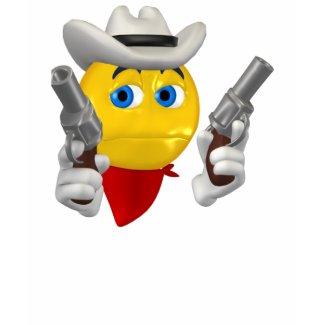 Cowboy T-shirts shirt