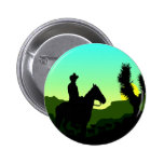 cowboy, cowgirl, western, rodeo, old west, sunset,