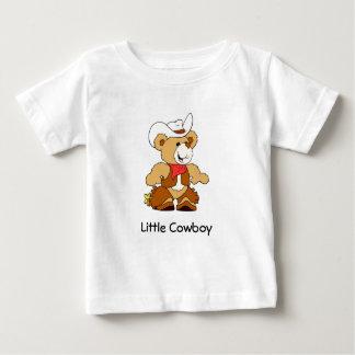 Cowboy Teddy Bear Baby T-Shirt