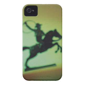 Cowboy toy iPhone 4 cover
