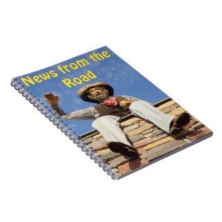 Cowboy Travel Notebook