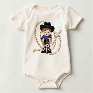 Cowboy Baby Creeper