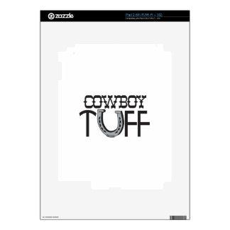 Cowboy Tuff Skin For iPad 2