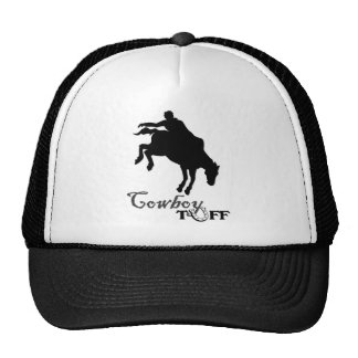 Cowboy Tuff Trucker Hat