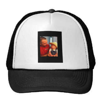 (COWBOY TYLER AND HIS DADDY) TRUCKER HAT