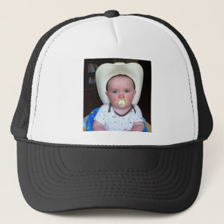 cowboy tyler trucker hat
