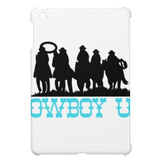 Cowboy Up iPad Mini Covers
